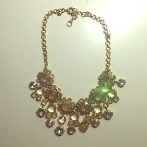 Jcrew Rhinestone Necklace